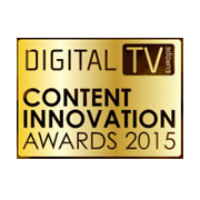 Content Innovation Award for TV Technology