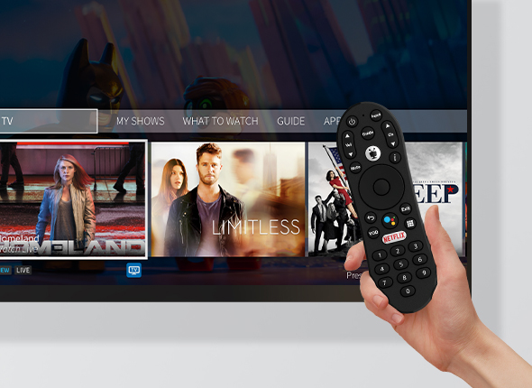 Next-Gen Platform | TiVo